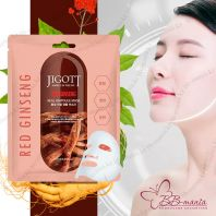 Red Ginseng Real Ampoule Mask [Jigott]