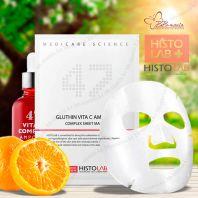 47 Gluthin Vita С Ampoule Complex Sheet Mask [HISTOLAB]