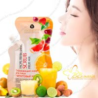 Facial Refreshing Scrub Fruit Mix [Skinlite]