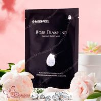 Rose Diamond Radiant Glow Mask [MEDI-PEEL]