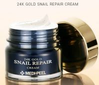 24K Gold Snail Cream [Medi-peel]