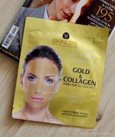 Gold & Collagen Hydro Pure Gel Gold Mask [Skinlite]