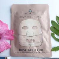Rose Gold Foil Mask [Skinlite]