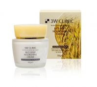 Rice Deep Nourishing Cream [3W Clinic]