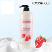 Big Boss Strawberry Milk Body Cleanser [Food a Holic]