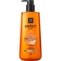 Perfect Serum Golden Morocco Argan Oil Shampoo [Mise-en-Sene]