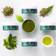 Green Tea Eye Gel Patch [Jayjun Cosmetic]