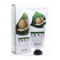 Real Moisture Snail Hand Cream [Jigott]