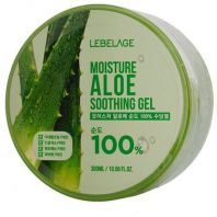Moisture Aloe Purity 100% Soothing Gel [LEBELAGE]