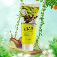 Snail Foam Cleanser 100ml [Ekel]