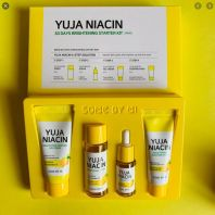 Yuja Niacin 30 Days Brightening Starter Kit [Some By Mi]
