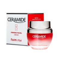 Ceramide Firming Facial Cream [FARMSTAY]