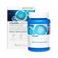 Collagen Water Full Moist Cream Ampoule [FARMSTAY]