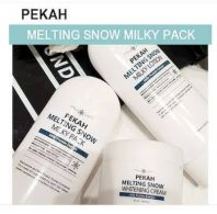 Melting Snow Milky Pack [Pekah]