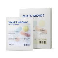 What's Wrong Help Cicaderm Mask [FRUDIA]
