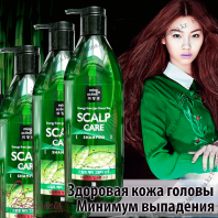 Scalp Care Fresh and Mild Shampoo [Mise en Scene]
