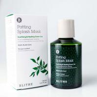 Soothing&Healing Green Tea Splash Mask [Blithe]
