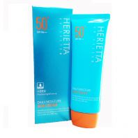 Herietta UV System Daily Moisture Suncream SPF50 [Welcos]