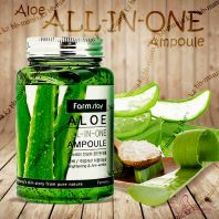 Aloe All-In-One Ampoule [FarmStay]
