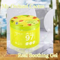 My Orchard Cactus Real Soothing Gel 500 ml [Frudia]