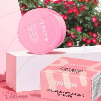 Collagen + Hyaluronic Eye Patch [Ayoume]