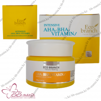 Intensive AHA / BHA / Vitamin Cream [Eco Branch]