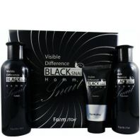 Visible Difference Black Snail Homm 3 Set [FARMSTAY]