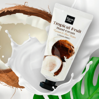 Tropical Fruit Hand Cream Coconut [FarmStay]