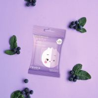 Blueberry Micellar 5.5 Lip & Eye Remover Pad [Frudia]