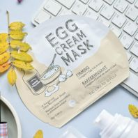 Egg Cream Mask Firming [Too Cool For School]