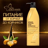Kwailnara Argan Castor Hair Shampoo [Welcos]