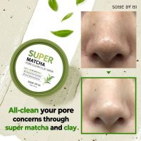 Super Matcha Pore Clean Clay Mask [Some By Mi]