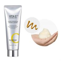 Vita C Plus Clear Complexion Foaming Cleanser [Missha]