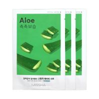 Airy Fit Aloe Sheet Mask [Missha]