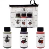 Super Vegitoks Cleanser Miniature Kit [WONDER BATH]