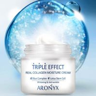 Aronyx Triple Effect Real Collagen Moisture Cream [Medi Flower]