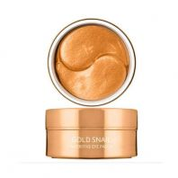 ARONYX Gold Snail Nutritive Eye Patch [Medi Flower]