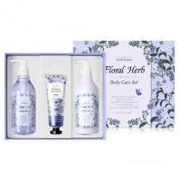 Perfume Body Care Special Set Floral Herb [Medi Flower]