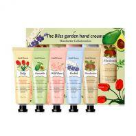 The Bliss Garden Hand Cream Set [Medi Flower]