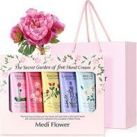 The Secret Garden of Five Hand Cream Set [Medi Flower]