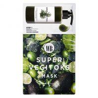 Super Vegitoks Mask Green [Wonder Bath]