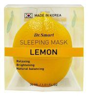 LEMON Sleeping Mask [Dr. Smart]