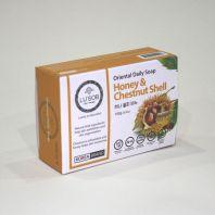Honey & Chestnut Shell Daily Soap