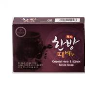 DongBang Oriental Herb & 5 Grain Scrub Soap
