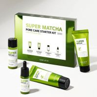 Super Matcha Pore Care Starter Kit [Some By Mi]