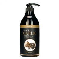 Gawol Black Garlic Premium Hair Shampoo and Conditioner [JUNO]