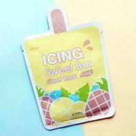 Icing Sweet Bar Sheet Mask Pineapple [A'pieu]