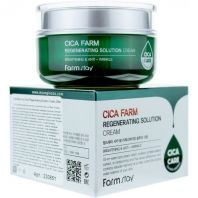 Cica Farm Regenerating Solution Cream [FARMSTAY]
