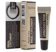 Real Coconut Essential Lip Balm [FARMSTAY]