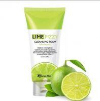 Lime Fizzy Cleansing Foam Secret [Skin]